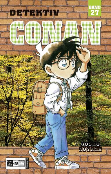 Detektiv Conan 27 - Coverbild
