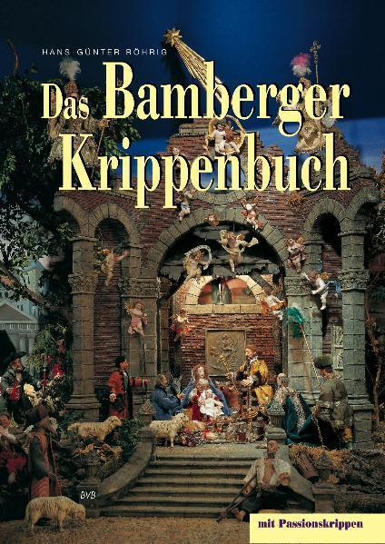 Das Bamberger Krippenbuch - Coverbild