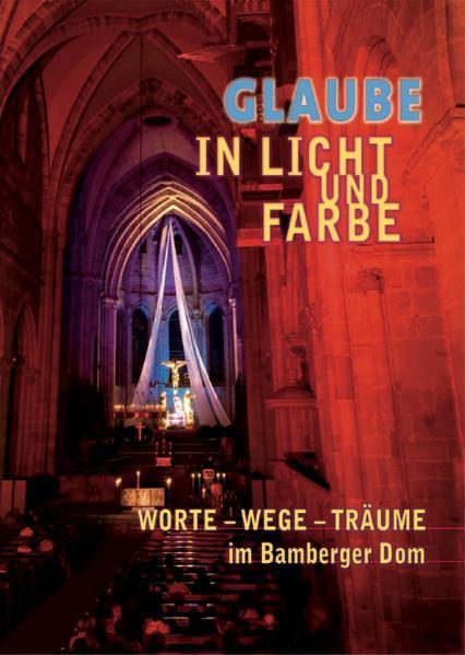 Glaube in Licht und Farbe - Coverbild