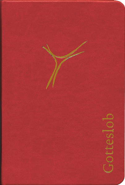 Gotteslob Kleinausgabe, Kunstleder weinrot - Coverbild