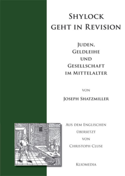 Shylock geht in Revision - Coverbild