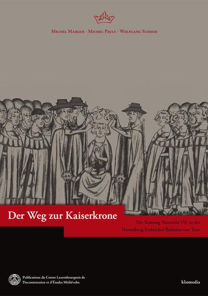 Der Weg zur Kaiserkrone - Coverbild