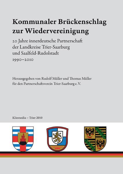 Kommunaler Brückenschlag zur Wiedervereinigung. - Coverbild