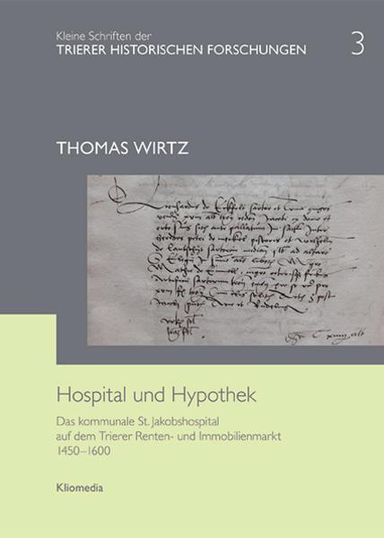 Hospital und Hypothek - Coverbild