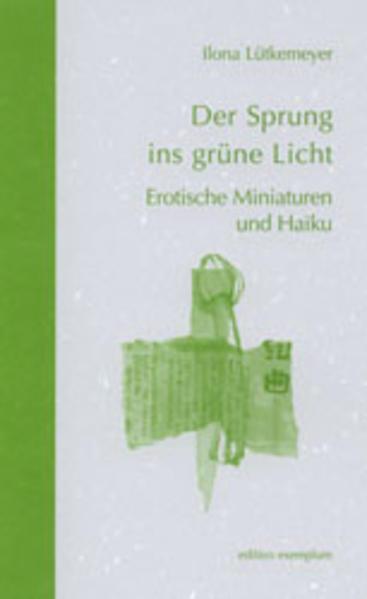 Der Sprung ins grüne Licht - Coverbild