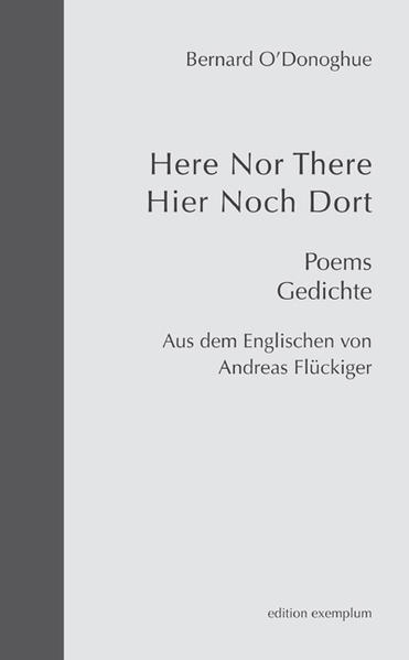 Here Nor There /Hier Noch Dort - Coverbild