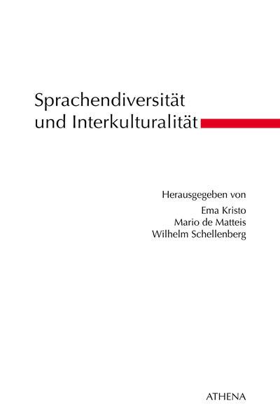 Sprachendiversität und Interkulturalität - Coverbild