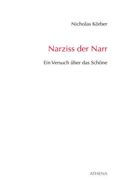 Narziss der Narr - Coverbild