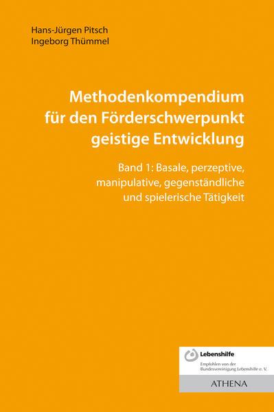 Methodenkompendium für den Förderschwerpunkt geistige Entwicklung - Coverbild