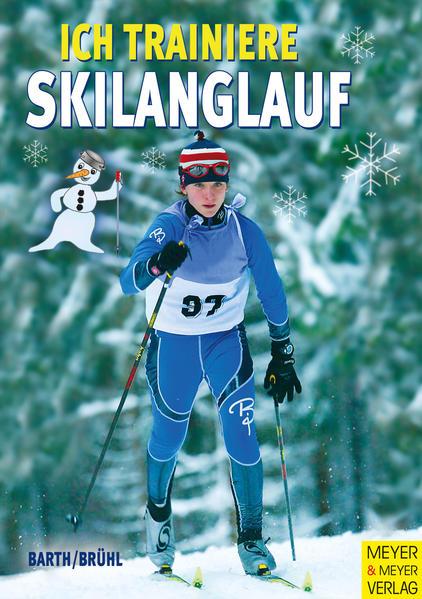 Ich trainiere Skilanglauf - Coverbild