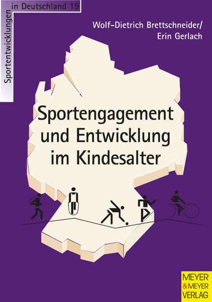 Sportengagement und Entwicklung im Kindesalter - Coverbild
