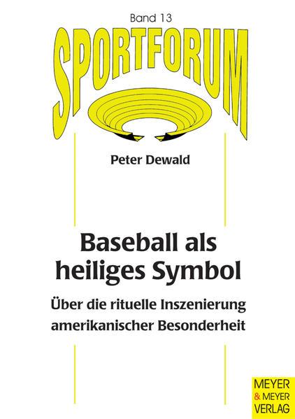 Baseball als heiliges Symbol - Coverbild