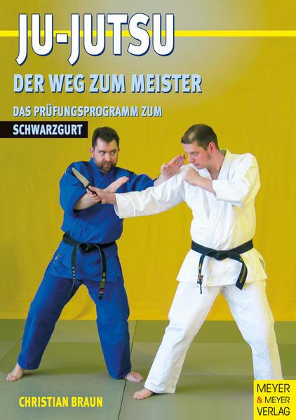 Ju Jutsu - Der Weg zum Meister - Coverbild