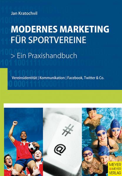 Modernes Marketing für Sportvereine - Coverbild