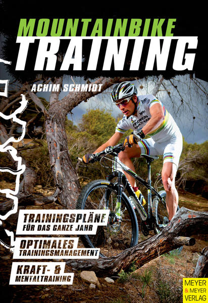 Mountainbiketraining - Coverbild