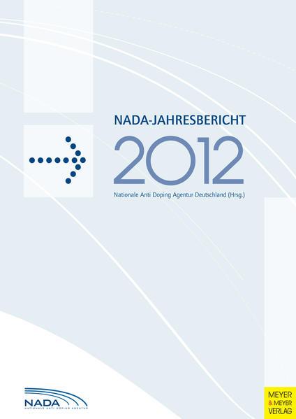NADA-Jahresbericht 2012 - Coverbild