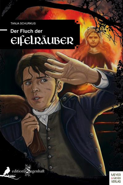 Der Fluch der Eifelräuber - Coverbild