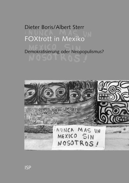 FOXtrott in Mexiko - Coverbild