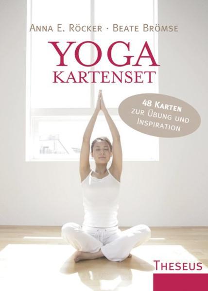 Yoga-Kartenset - Coverbild