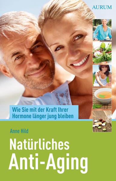 Natürliches Anti-Aging - Coverbild
