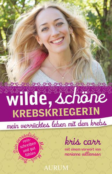 Wilde, schöne Krebskriegerin - Coverbild