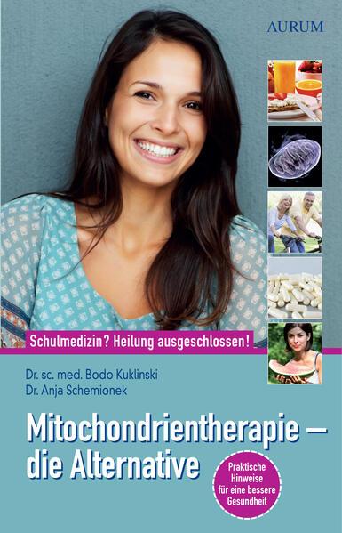 Mitochondrientherapie - die Alternative - Coverbild