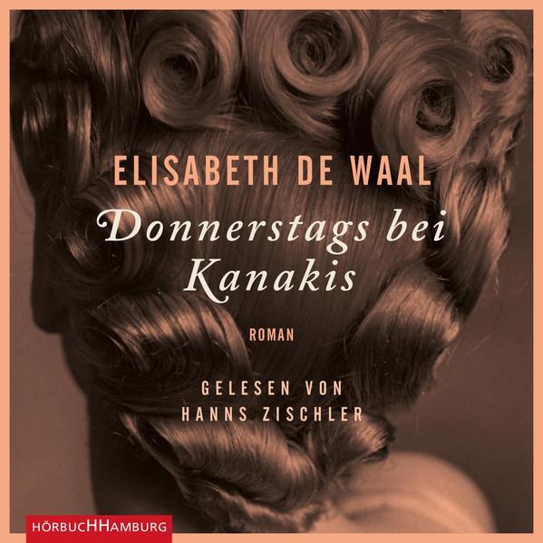 Donnerstags bei Kanakis - Coverbild