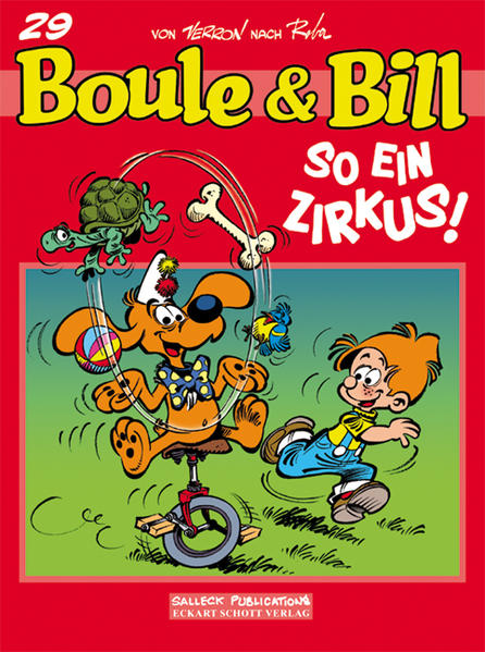 Boule und Bill - Coverbild