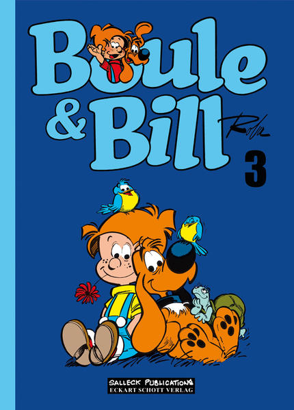 Boule und Bill - Coverbild