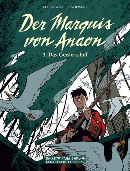 Der Marquis von Anaon - Coverbild