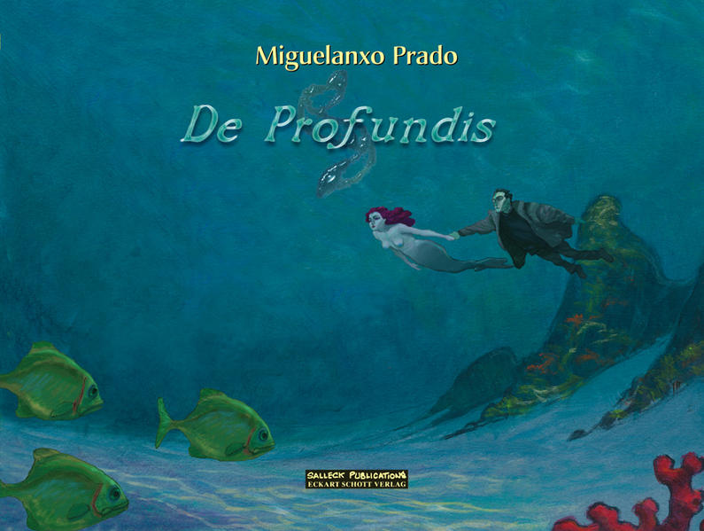 De Profundis - Coverbild