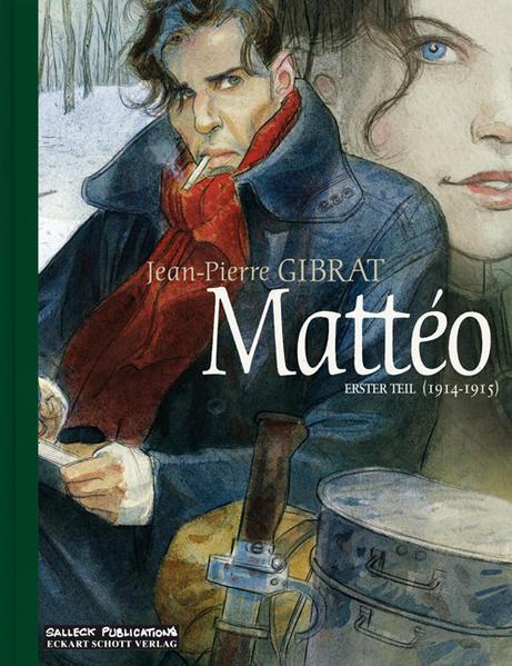 Mattéo - Coverbild