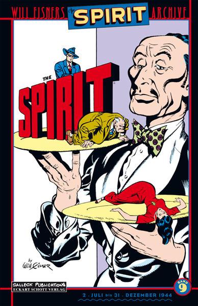 Der Spirit - Coverbild