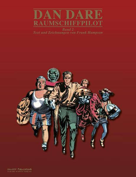 Dan Dare - Raumschiffpilot - Coverbild