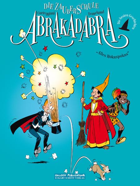 Zauberschule Abrakadabra - Coverbild