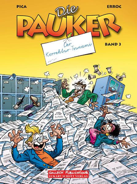 Die Pauker - Coverbild