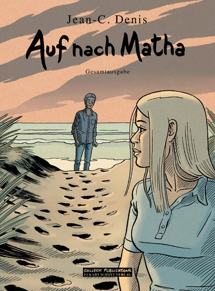 Auf nach Matha - Coverbild