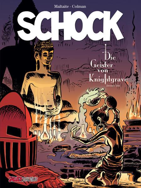 Schock: Die Geister von Knightgrave 2 - Coverbild