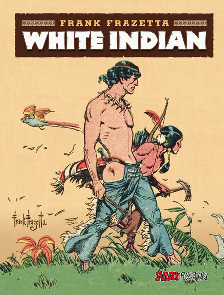 White Indian - Coverbild