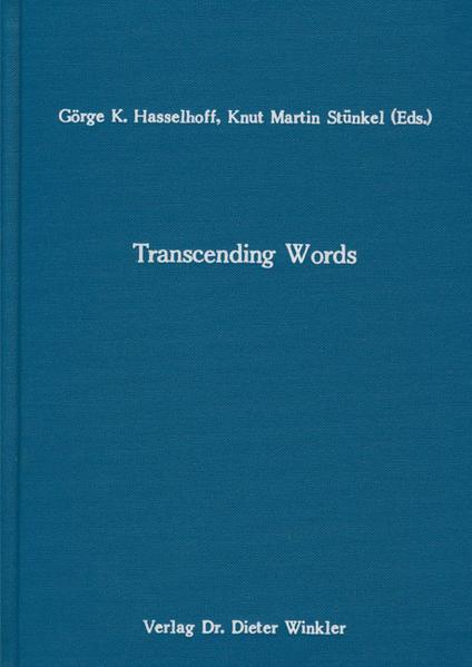Transcending Words - Coverbild