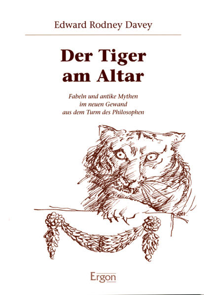 Der Tiger am Altar - Coverbild