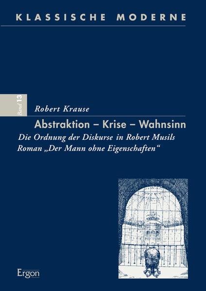 Abstraktion – Krise – Wahnsinn - Coverbild