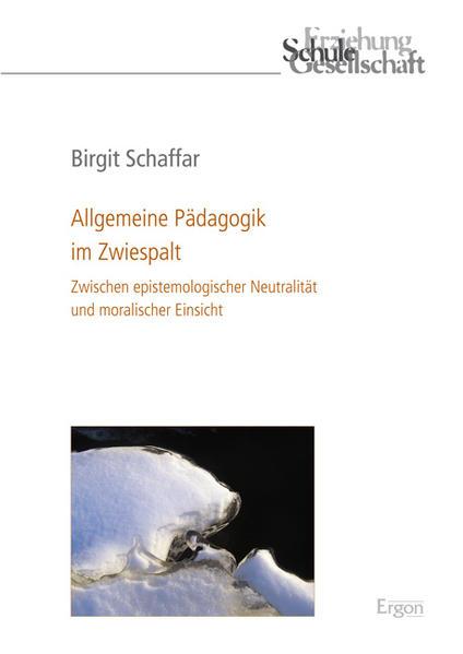 Allgemeine Pädagogik im Zwiespalt - Coverbild