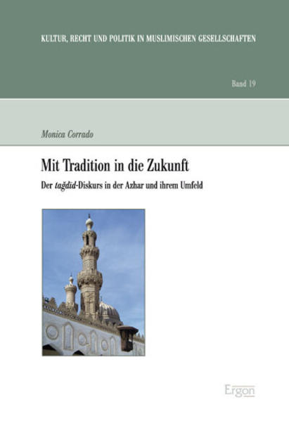 Mit Tradition in die Zukunft - Coverbild