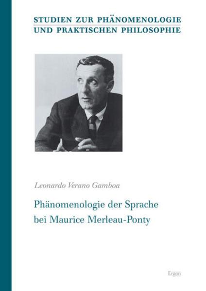 Phänomenologie der Sprache bei Maurice Merleau-Ponty - Coverbild