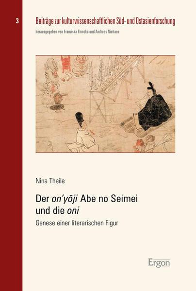 Der on'yōji Abe no Seimei und die oni - Coverbild