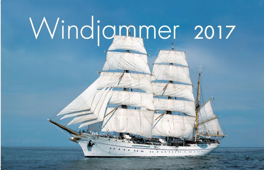 Windjammer 2017 - Coverbild