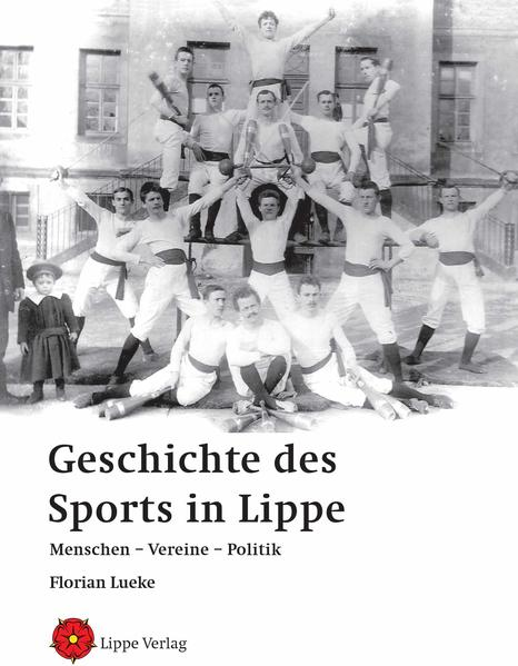 Geschichte des Sports in Lippe - Coverbild