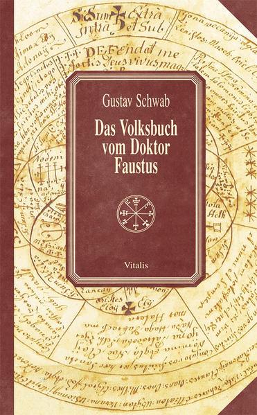 Das Volksbuch vom Doktor Faustus - Coverbild