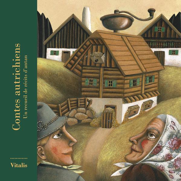 Contes autrichiens (Österreichische Märchen) - Coverbild